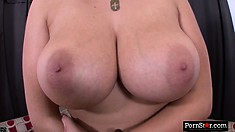 Gianna has massive tits and a juicy booty none can ever resist