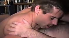 Stud Tom Dingman shoves his massive rod of pleasure in Jackie Wilson's ass