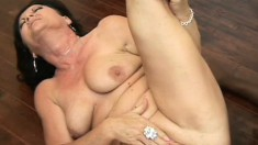 Old Woman Fucks Younger Black Stud