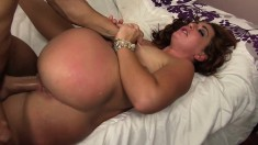 Sultry Young Beauty Savannah Gets Her Shaved Slit Eaten Out And Fucked