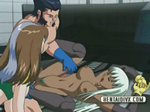 Mobilne porno anime
