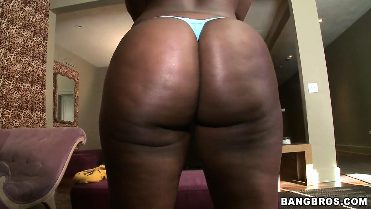 Big black butt sex com