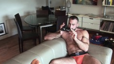 Adam Killian, Billy Baval and Valentin show you how to have a fun threesome