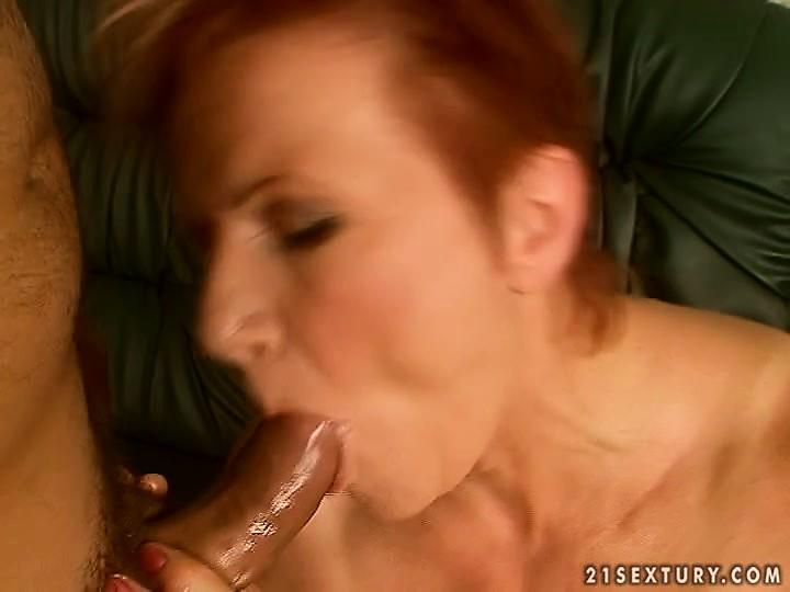 Movies free redhead cum
