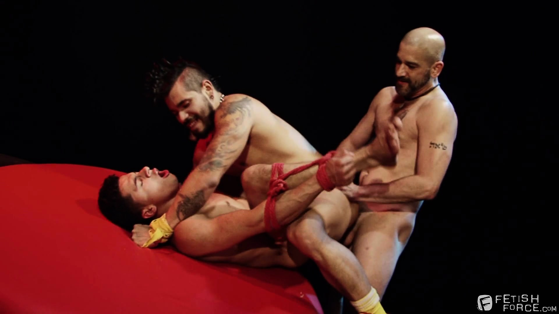 Free Mobile Porn & Sex Videos & Sex Movies - Super Hot Gay Studs Have A  Three Way With Hardcore Ass Pounding - 420458 - ProPorn.com