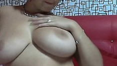 babe xlatinahotx flashing boobs on live webcam