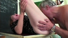 Cfnm Sex With Granny