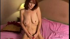 Sexy Skinny Redhead Granny 58yo - negrofloripa