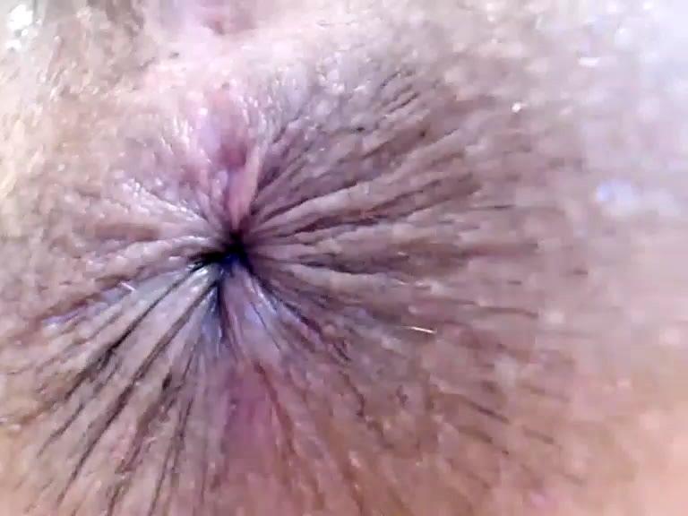 Hot Teen Masturbates Close Up