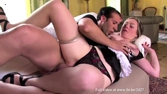 He fucked his maid in all holes