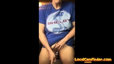 Requested standing cum Tumblr video